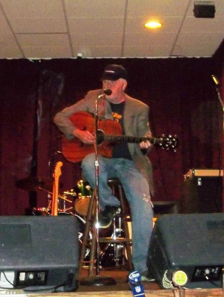 Alex muddy Smith Singer/Songwriter LIve