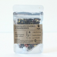 Chocolate Covered Strawberries from Shuswap Infusions Tea
