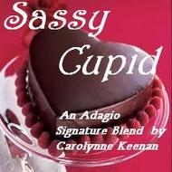 Sassy Cupid from Custom-Adagio Teas