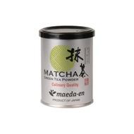 Matcha Green Tea Powder Culinary Quality from Maeda-en