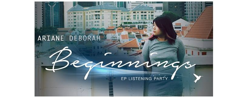 Ariane Deborah: Beginnings EP