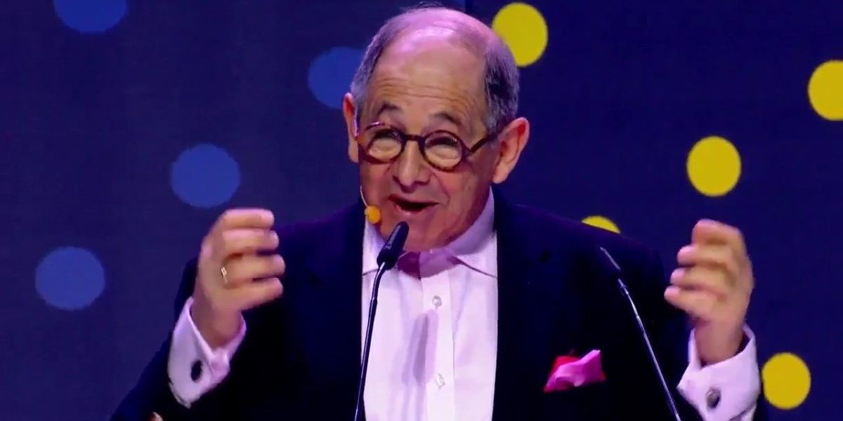 Jive Records founder Ralph Simon speaks on his journey in music