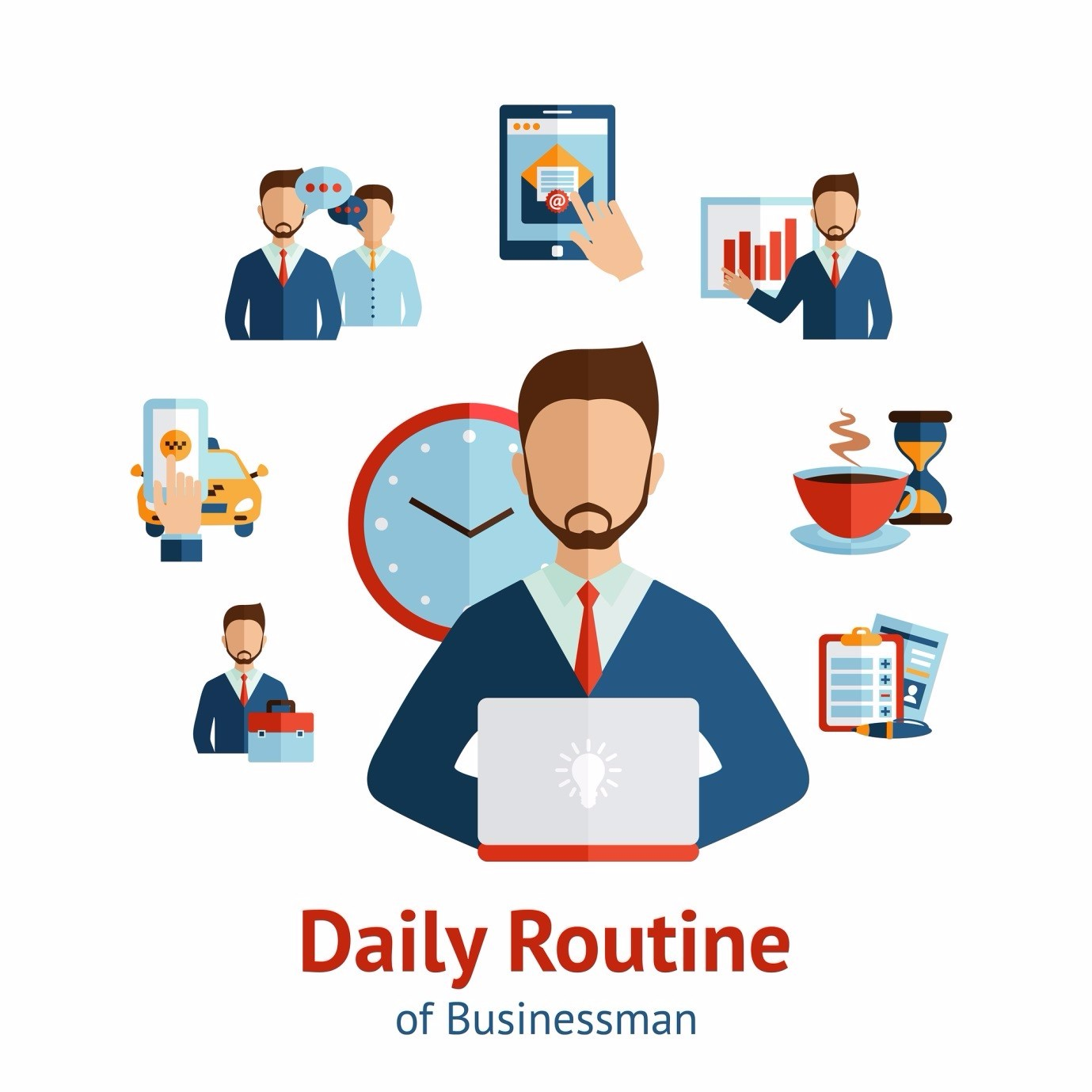 daily routine Wwweslkidstuffcom | lesson plans for esl kids teachers esl kidstuff lesson plan: daily routines & times of the day page 3 of 8 copyright esl kidstuff.