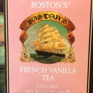 French Vanilla from The Boston Tea Company