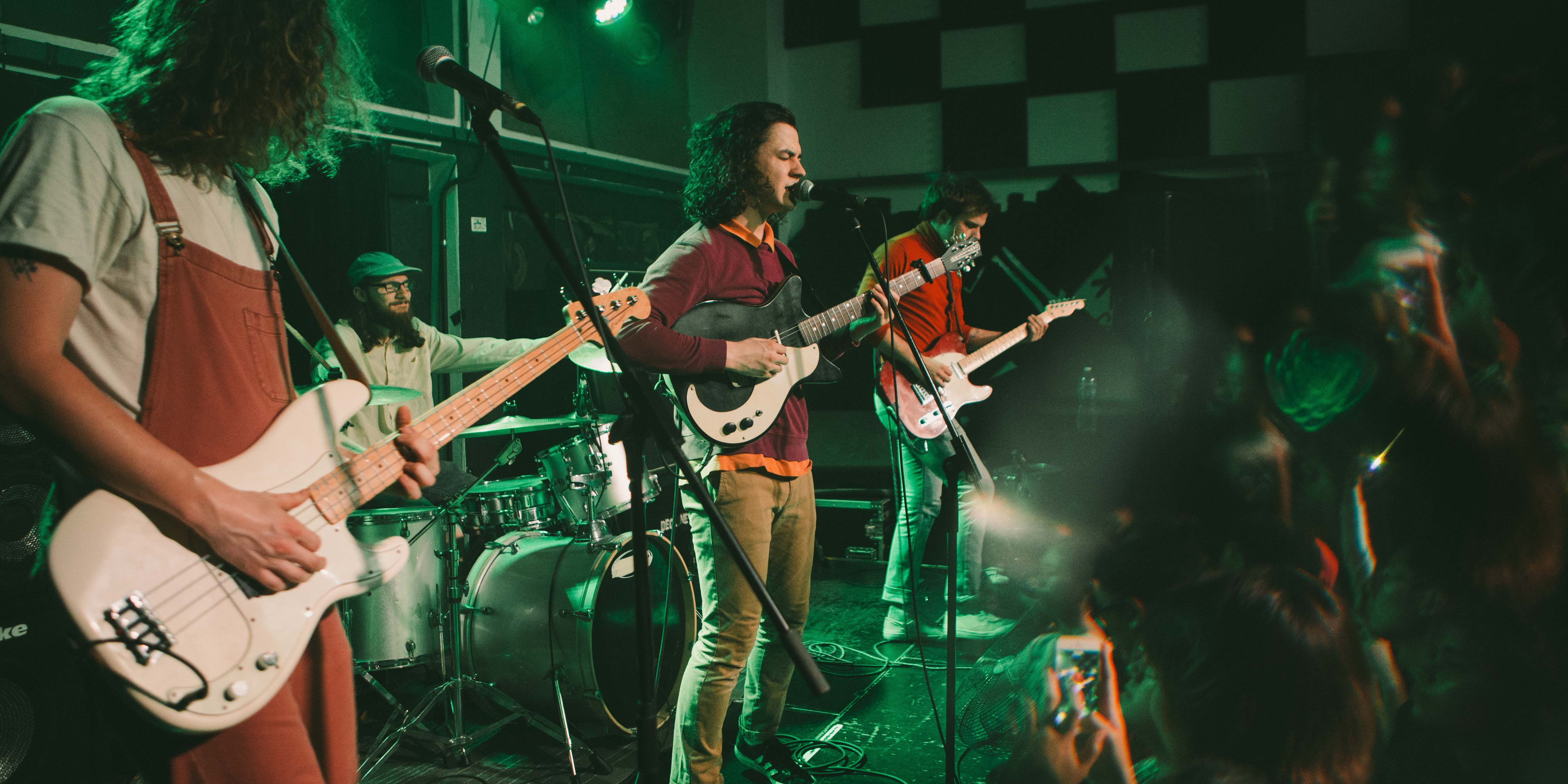 Peach Pit charm the crowd in debut Singapore shows – gig report