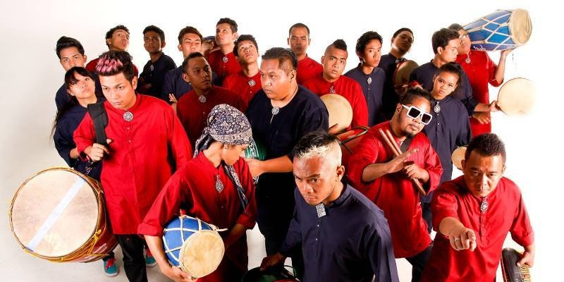 "Explore what it means to create ""fusion"" music with SA, NADI Singapura and more"