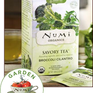 Broccoli Cilantro (Savory Tea) from Numi Organic Tea