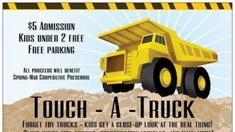 Spring-Mar Preschool's 7th Annual Touch-a-Truck Event