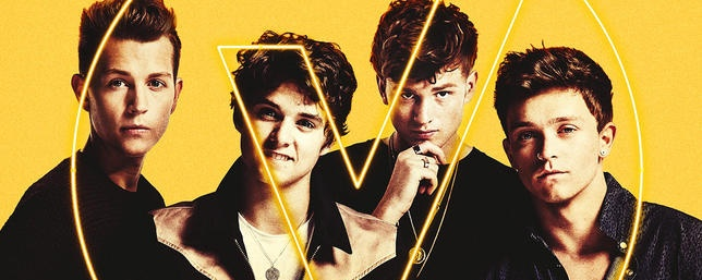 The Vamps - WAKE UP World Tour