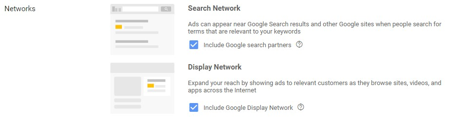 Google Ads Tips and Tricks Networks