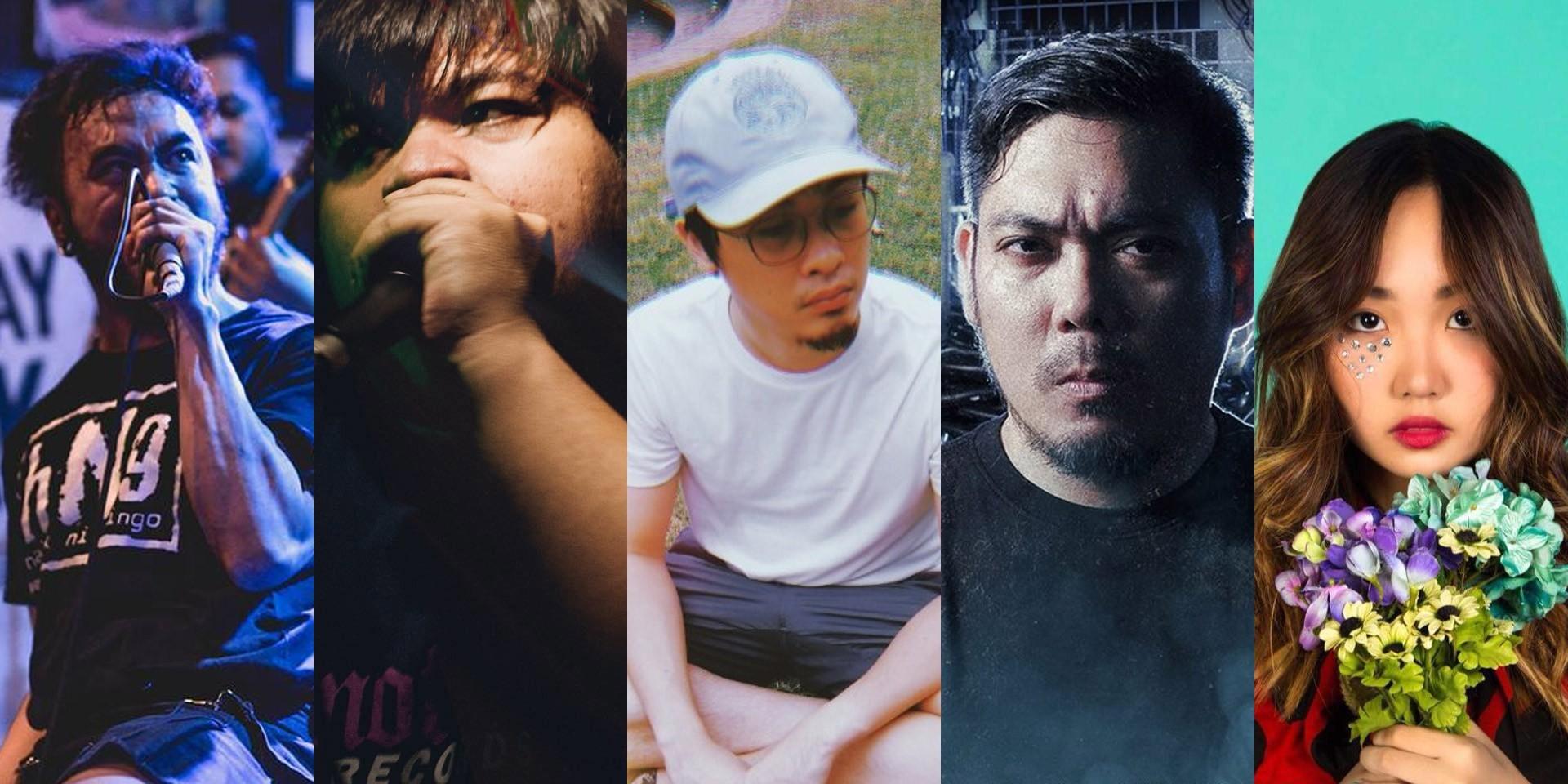 Halik Ni Gringo, Calix, Nights of Rizal, SkyChurch, Ena Mori release new music – listen