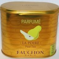 Pear Tea from Fauchon