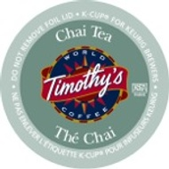 Chai Tea from Timothy's