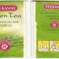 Green Tea Opuncia from Teekanne