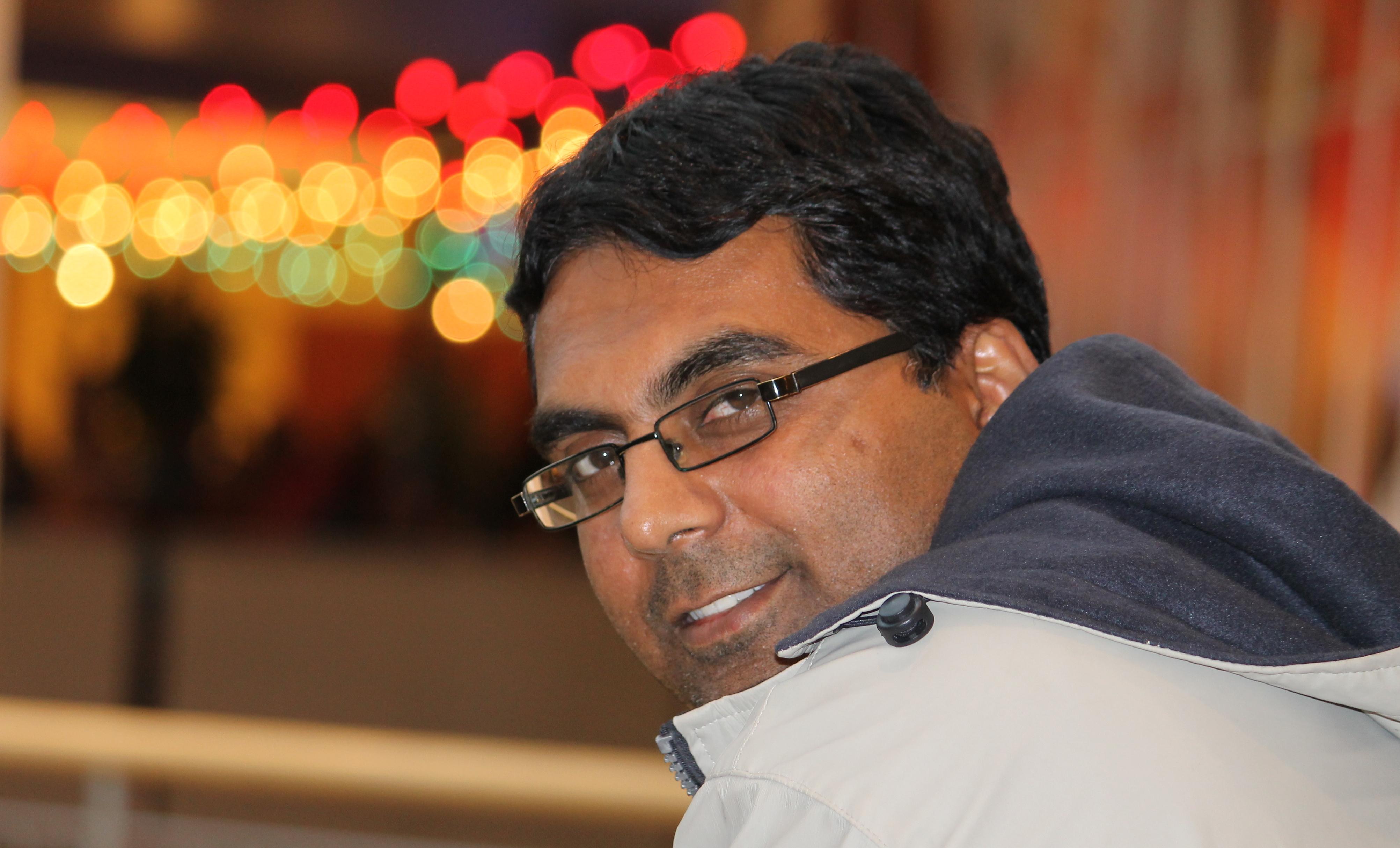 Suyash Chopra Profile Image