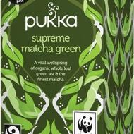 Supreme Matcha Green from Pukka