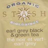 Organic Earl Grey Black and Green from Stash Tea Company