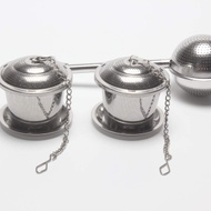 STAINLESS STEEL TEA INFUSER SET (3PCS) from Vorratu, Inc.