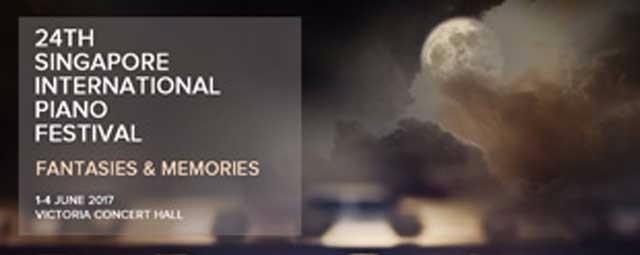 24th Singapore International Piano Festival: Fantasies & Dreams - Joseph Moog