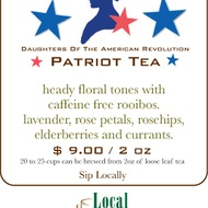 Patriot Tea (Daughters of the American Revolution) from Local Coffee and Tea
