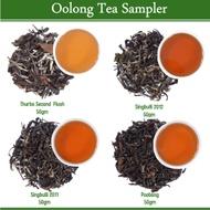 Oolong tea Sampler (4x50gm) by Golden Tips Tea from Golden Tips Teas