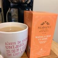 Masala Chai from Sloane Tea Company