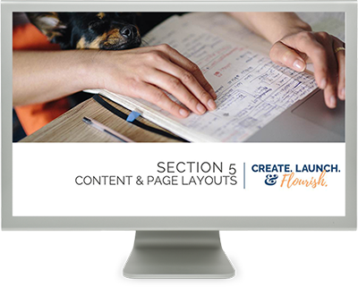 Content and Page Layout for WordPress