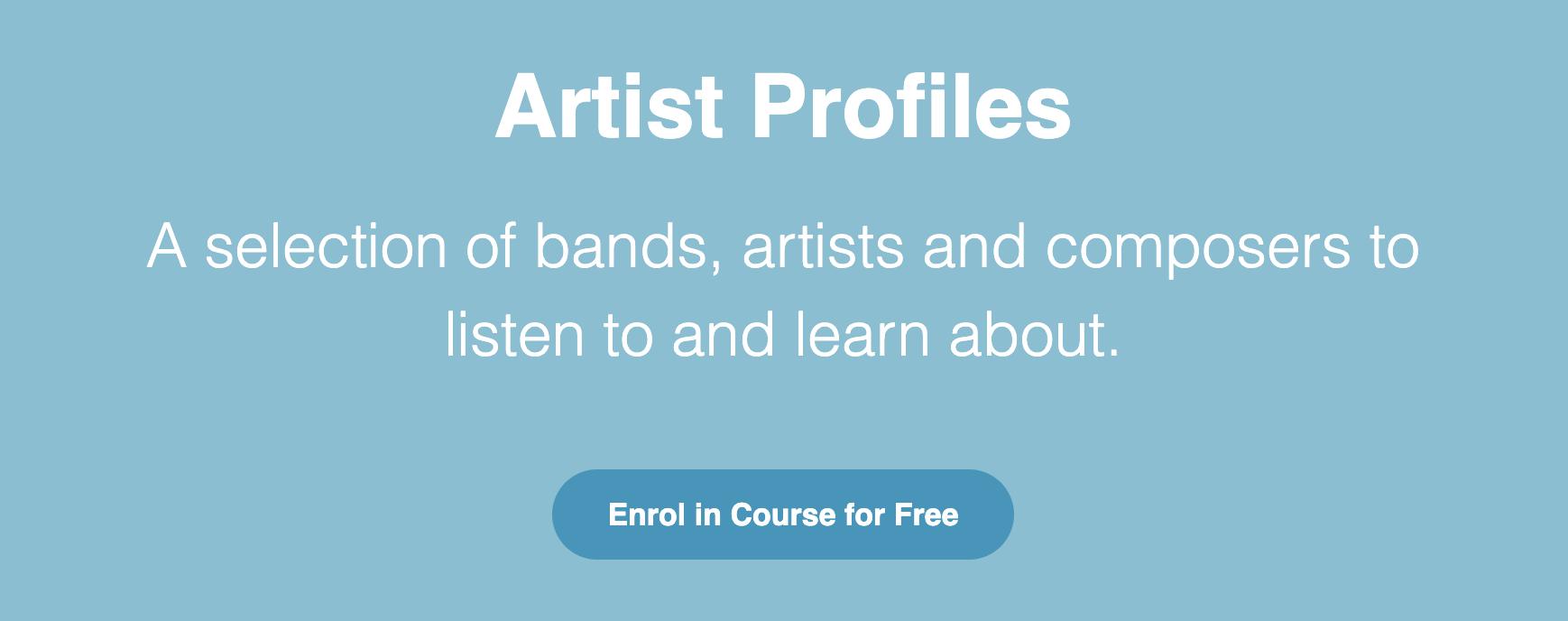 DabbledooMusic Artist Profiles
