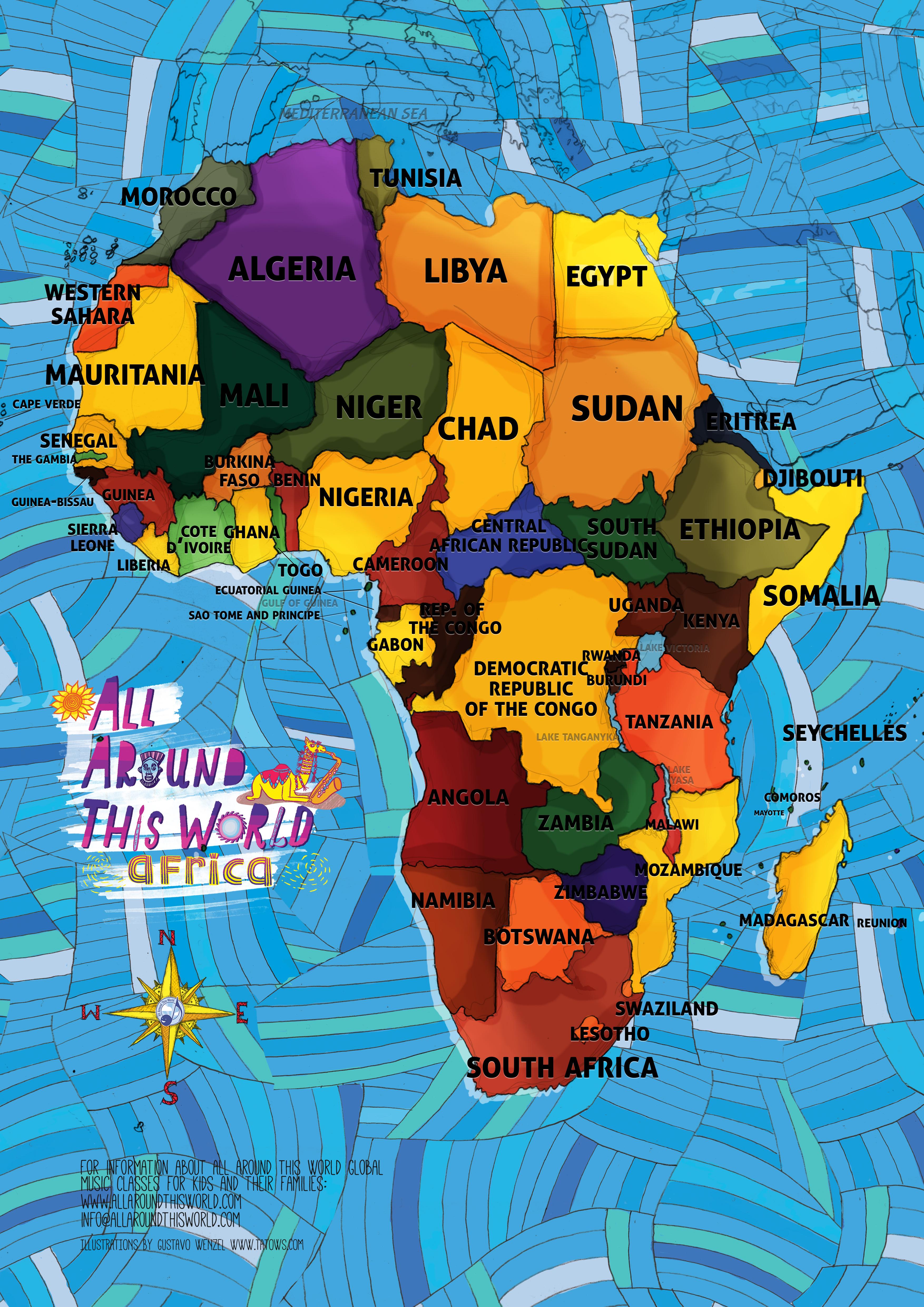 Kids Explore Africa