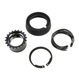 AR-15 Delta Ring Kit-Delta Ring,Snap Ring,Weld Spring,Barrel Nut