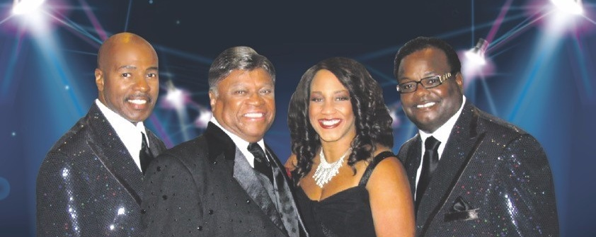 The Platters - The Golden Years Concert Tour