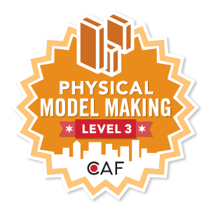 Physical Model Making - Level 3