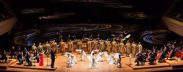 Super Japan - Japanese Festival of Arts 2016  Himiko: Memories of the Sun Goddess  A Production by Suntory Hall (Japan)