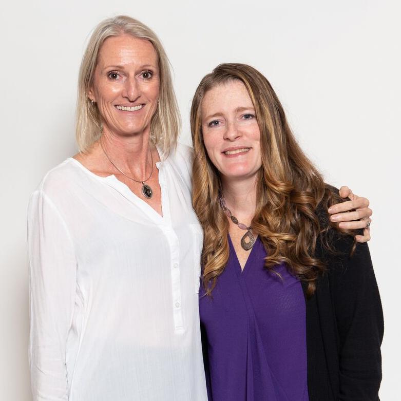 Erin Taylor & Louise Clarke