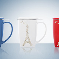 French Mug from Kusmi Tea