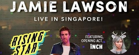 JAMIE LAWSON - Live In Singapore!