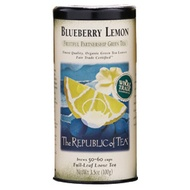 Blueberry Lemon from The Republic of Tea