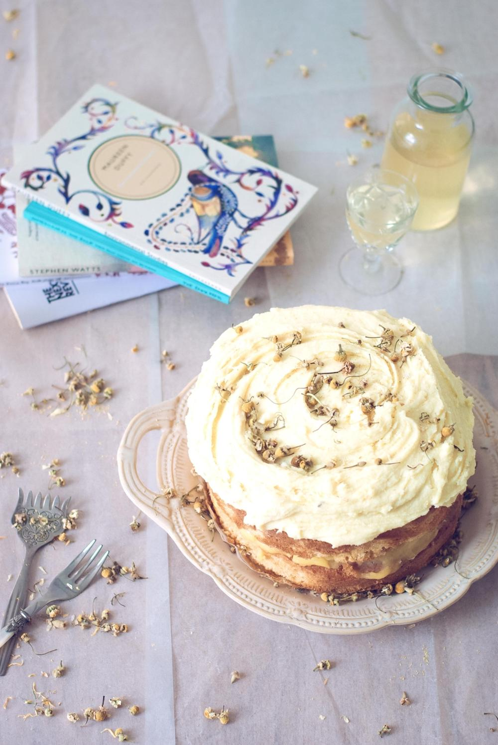 POETRY AND CAKES