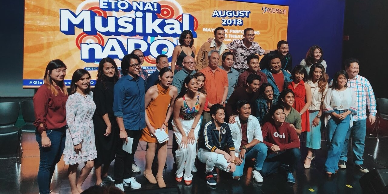 Eto Na! Musikal nAPO featuring the music of Apo Hiking Society to open in August