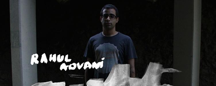 Esplanade Presents: Rahul Advani