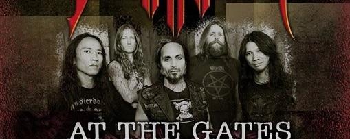 SG Metal Mayhem II *DEATH ANGEL x AT THE GATES* - S'pore, 6 May '18, *SCAPE