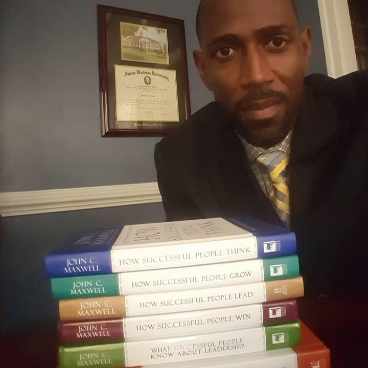 Pastor Dr Dwight Shawrod Riddick