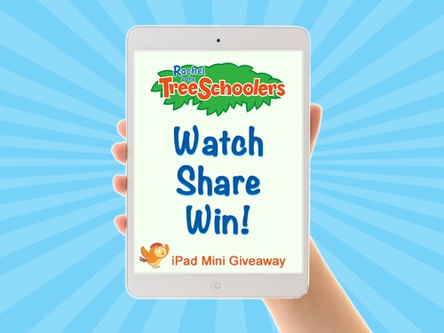 iPad Mini Giveaway from Two Little Hands