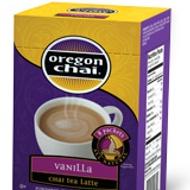 Vanilla Chai Tea Latte Mix from Oregon Chai