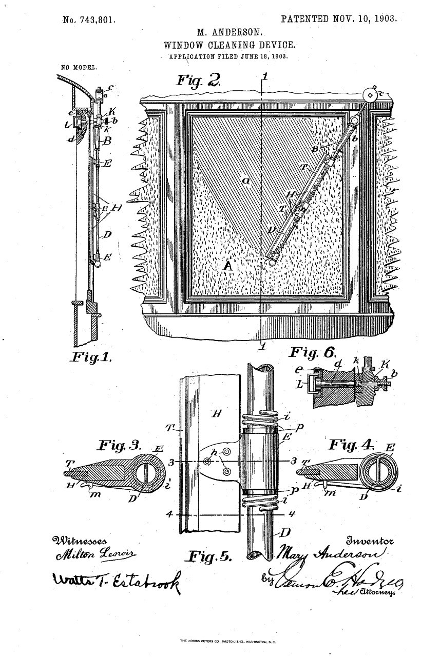 Old patent image