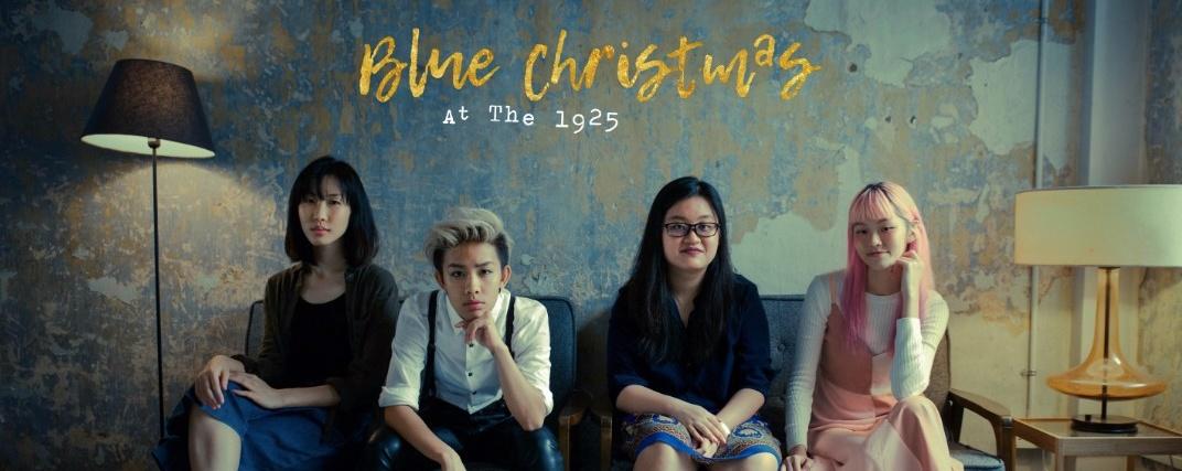 Blue Christmas @ The 1925
