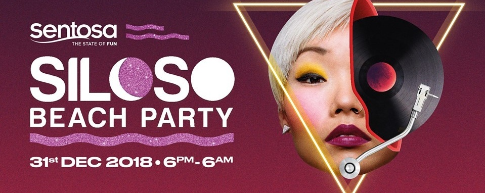 Siloso Beach Party 2018