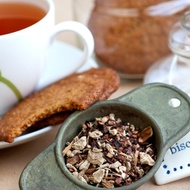 Organic Ginger Snap from The Rabbit Hole Organic Tea Bar