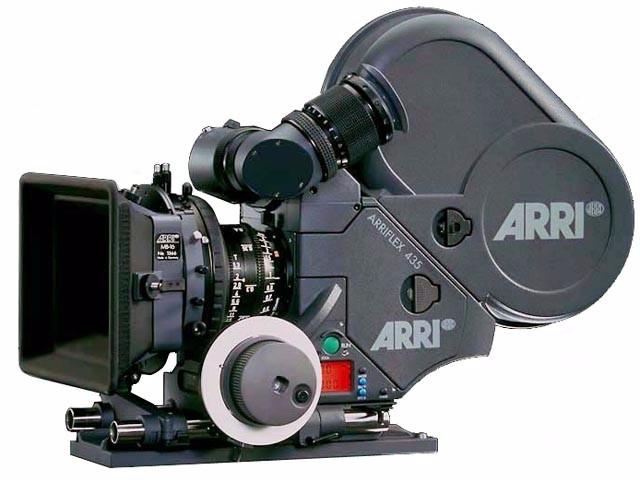 Arri Film Cameras