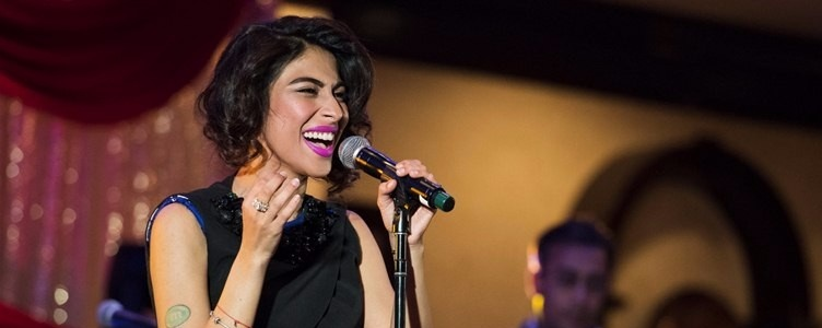 In Concert with Strings featuring Meesha Shafi